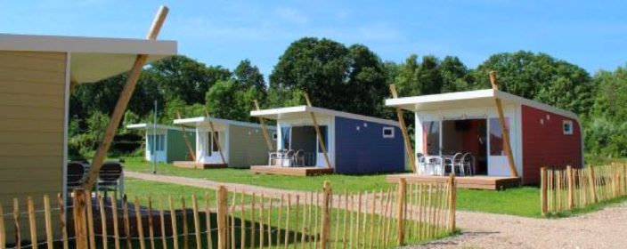 Glamping an der Nordsee (Holland)