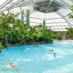 Center Parcs in der Jungle Lodge