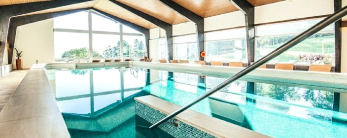 Wellness in den Ammergauer Alpen