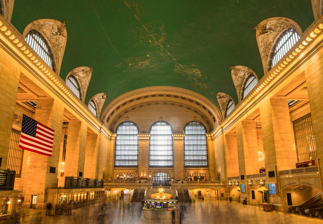 New York Reise Grand Central Station