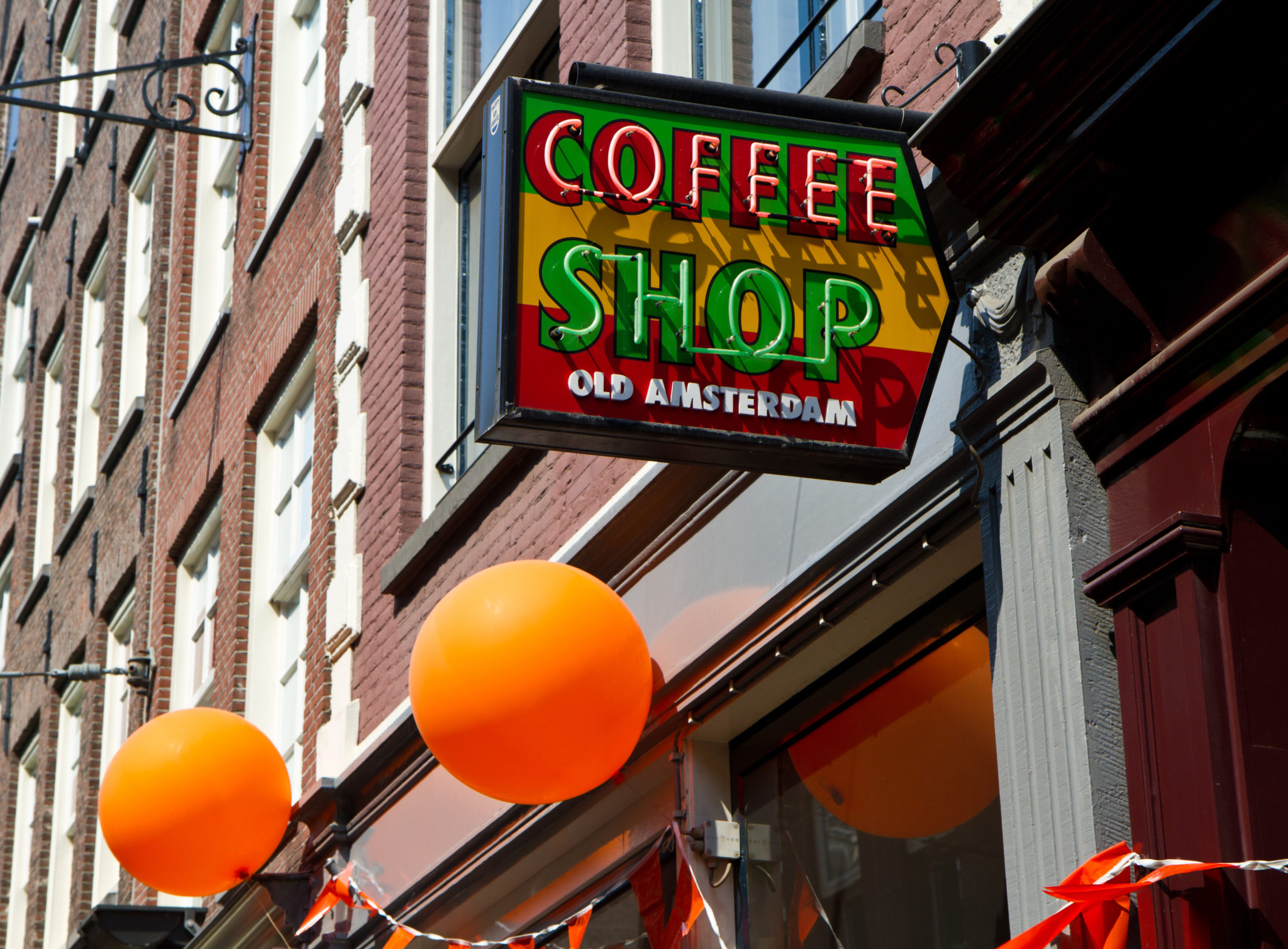 Restaurants in Amsterdam - Coffeeshops in Amsterdam