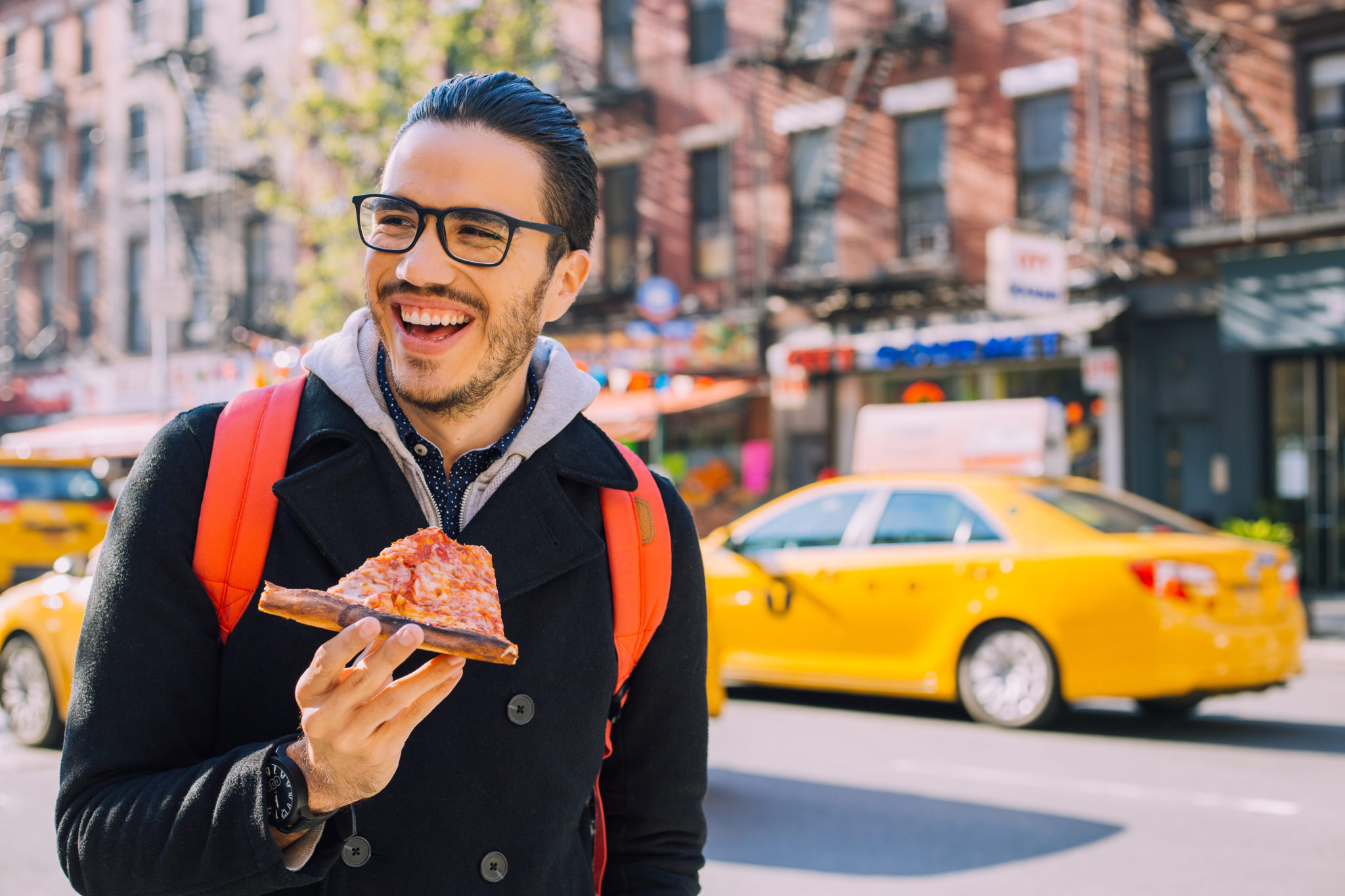 New York Food Guide Pizza