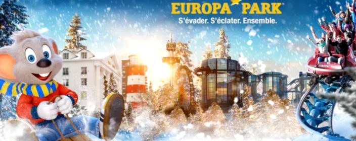 Winter im Europa Park