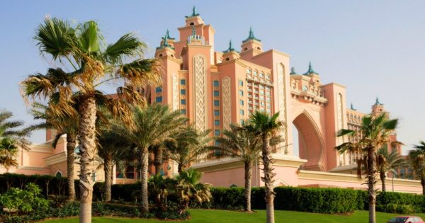 5 Tage Dubai Luxusurlaub 5* Atlantis the Palm inkl HP, Flug, Zug & Transfer 840€