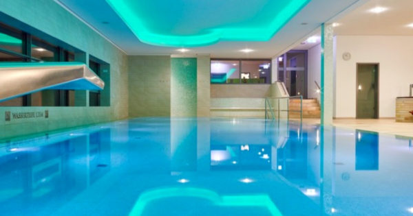 Wellness in der Toskana Therme