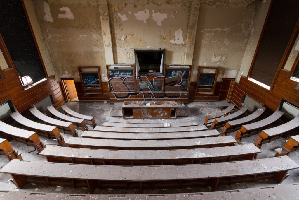 10 Lost Places in Berlin