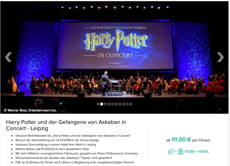 Harry Potter™ in Concert