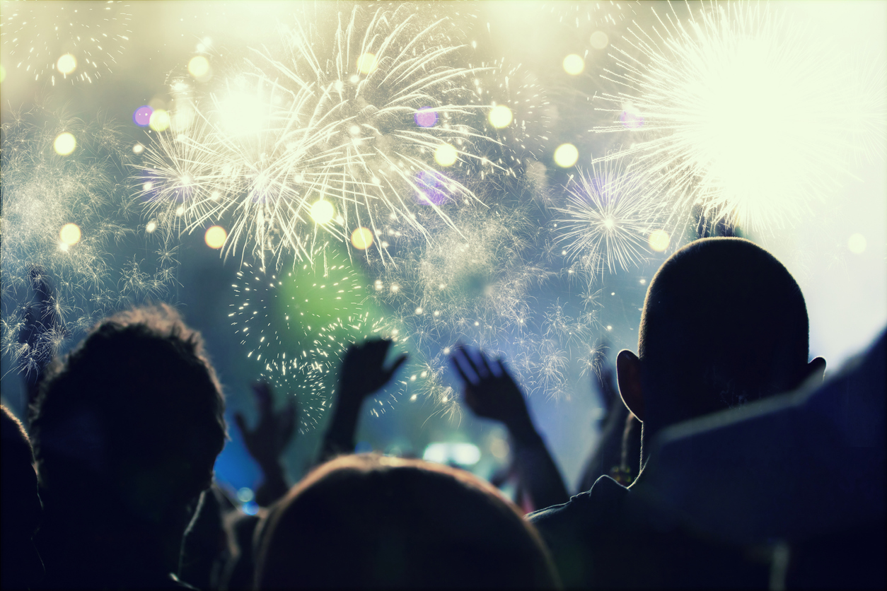 Silvester in Mailand