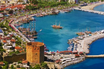 Last Minute Antalya Angebot mit All Inclusive