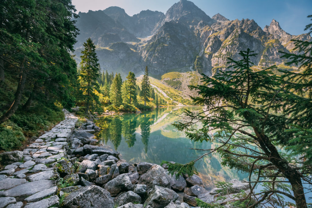 Tatra-Nationalpark in Polen