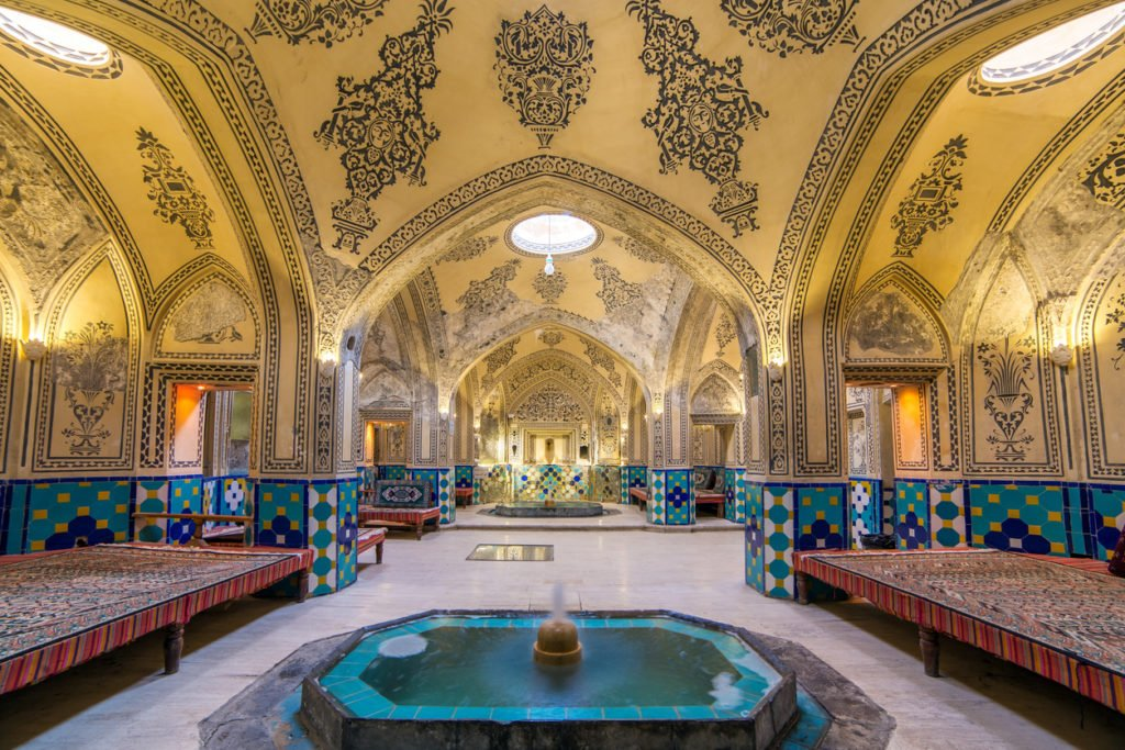 Hamam, historisches Bad