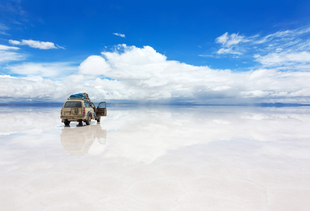 Tour durch Salar de Uyuni
