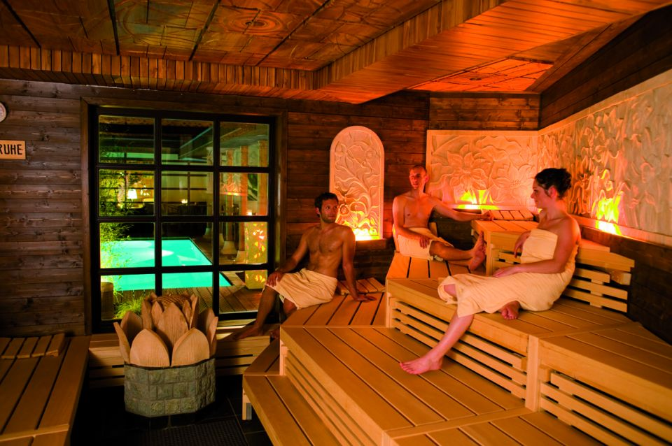 Wellness Auszeit in der Bali Therme