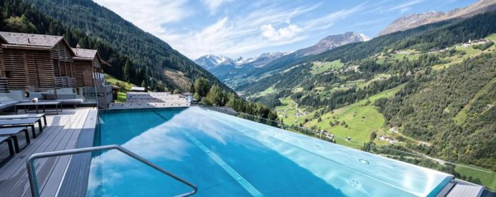Luxuriöser Wellnessurlaub in Tirol