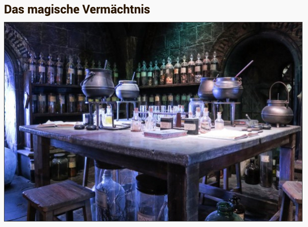 Harry Potter™ Escape Rooms in Deutschland