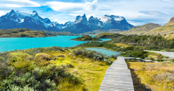 Nationalpark Torres del Paine, Patagonien