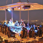 Dinner in the Sky in Berlin