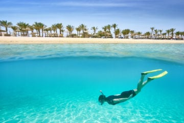 Hurghada im April