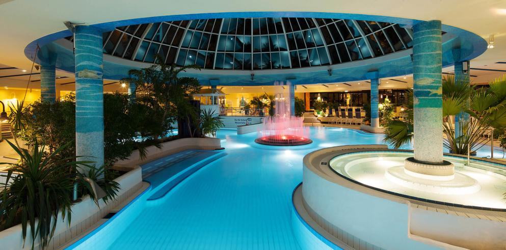 Wellness in der Sachsen Therme