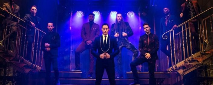 Berlin Kurztrip mit Magic Mike Show