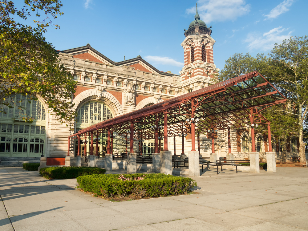 Ellis Island Immigration Museum in New York