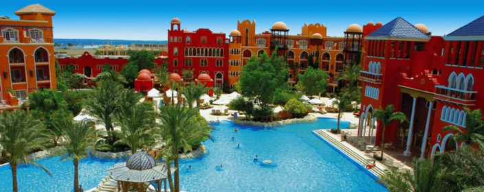 Hurghada All Inclusive Grand Resort
