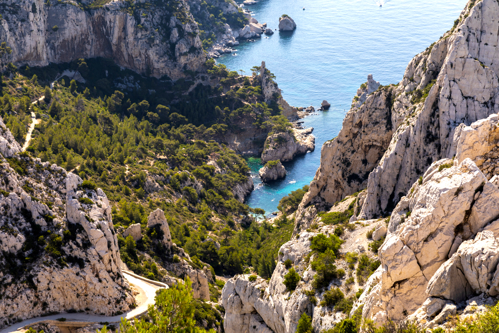 Massiv de Calanques