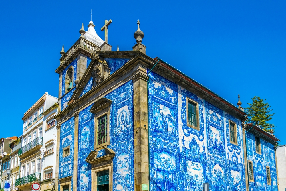 Chapel of Souls in Porto