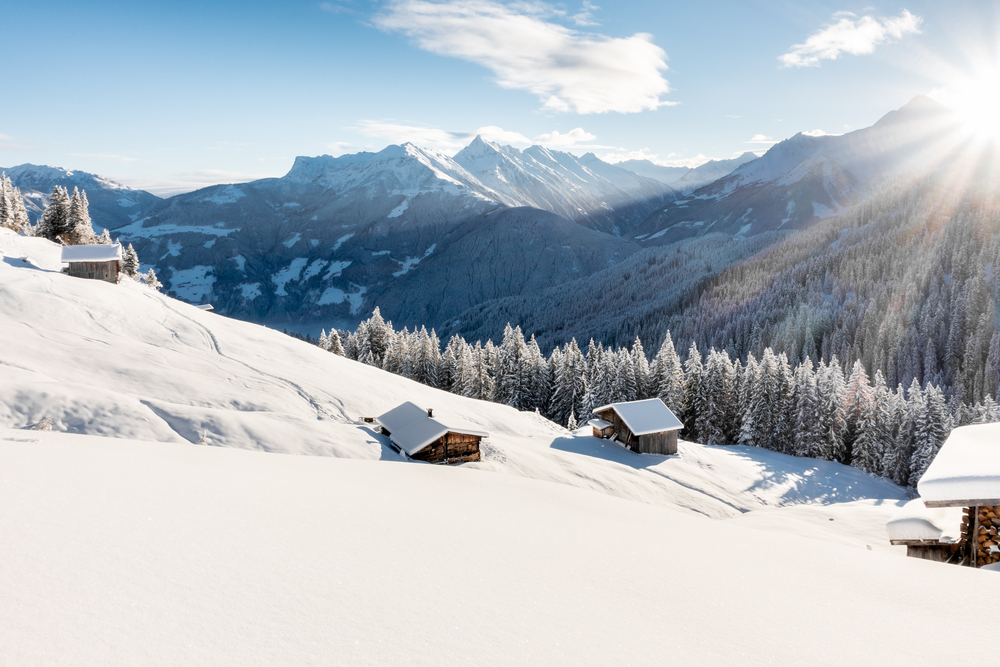 Tirol im Winter