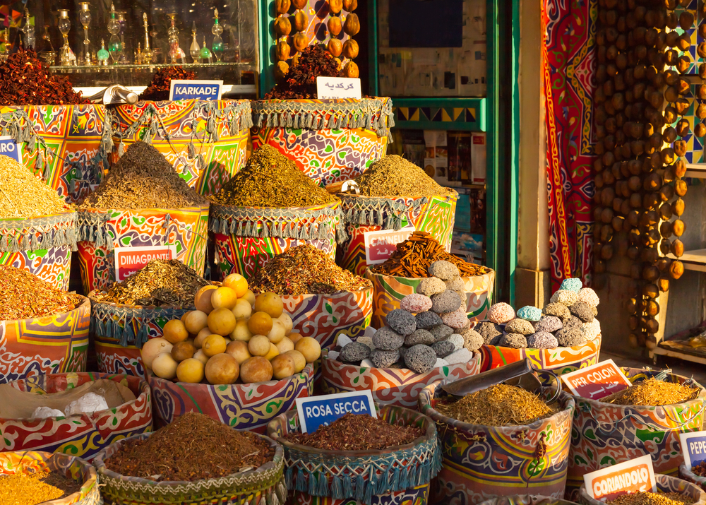 Old Market Basar in Sharm el Sheikh