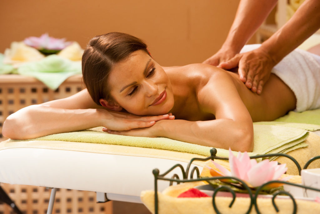 Beauty SPA in der Sachsen-Therme