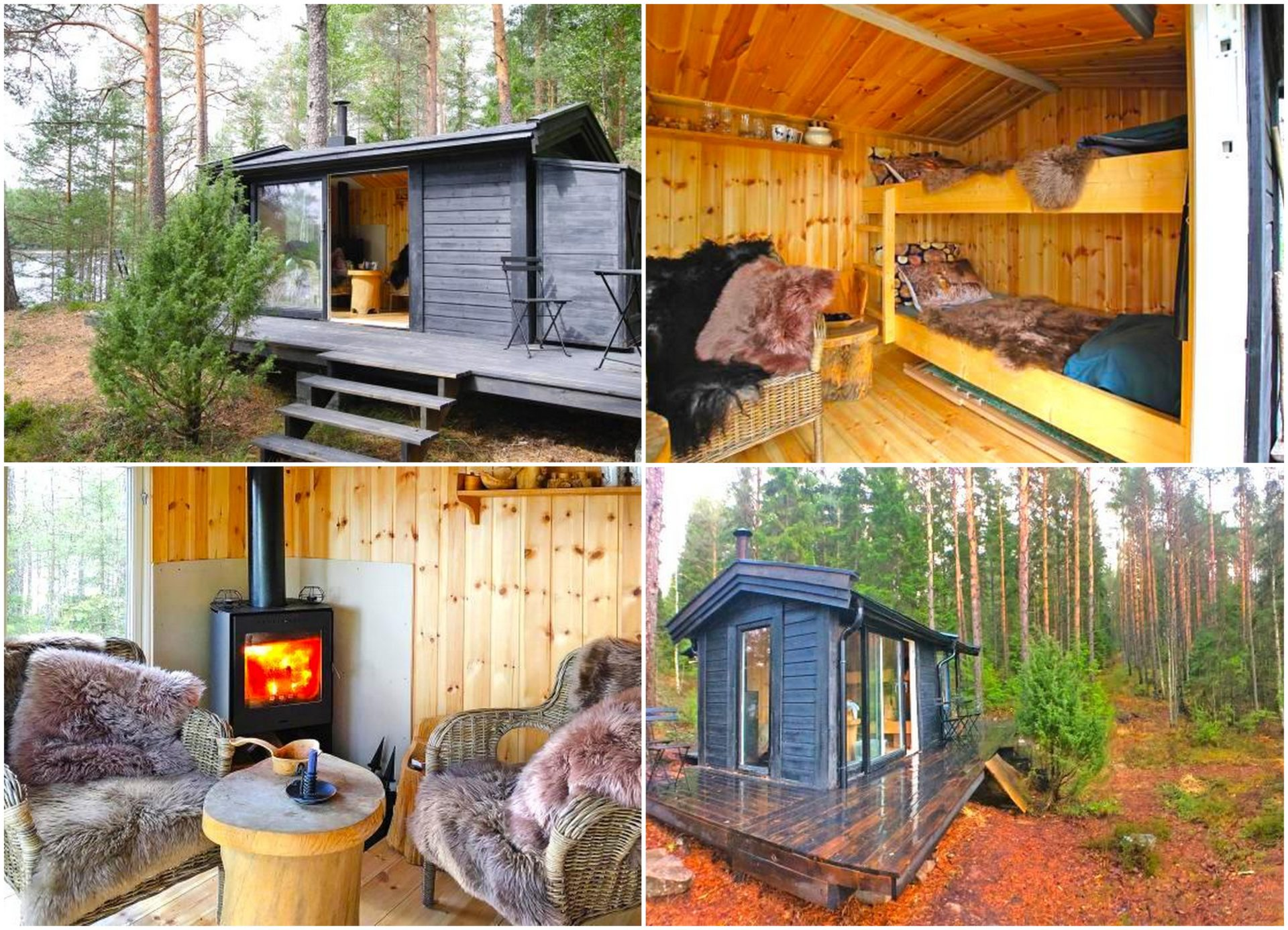 Urlaub in Tiny House