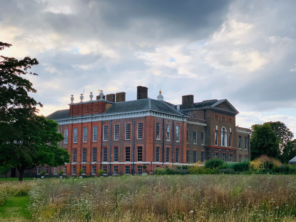Der Kensington Palace in London
