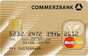Commerzbank Gold Mastercard