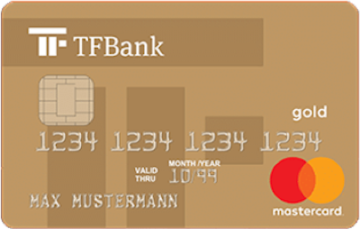 TF Bank Mastercard Gold