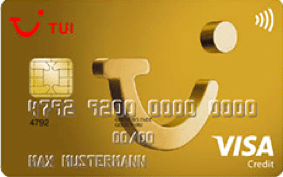 tui gold card