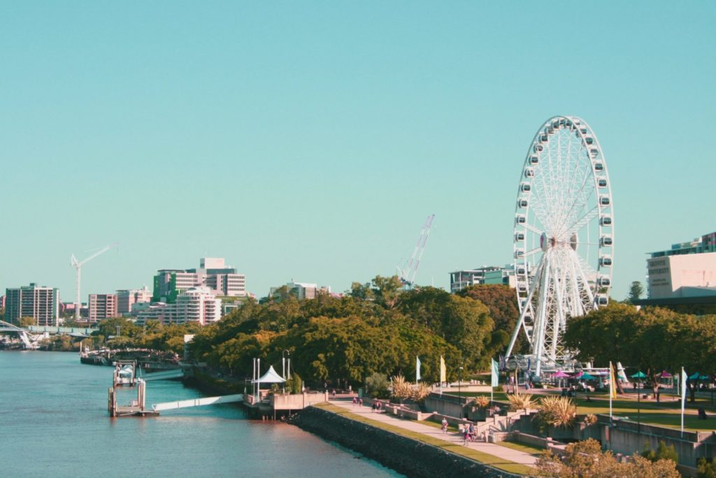 Brisbane, South Bank, Australien