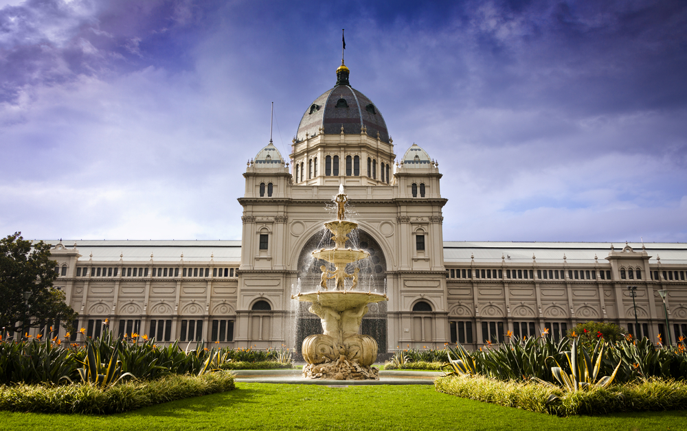Melbourne, Royal Exhibition Building
