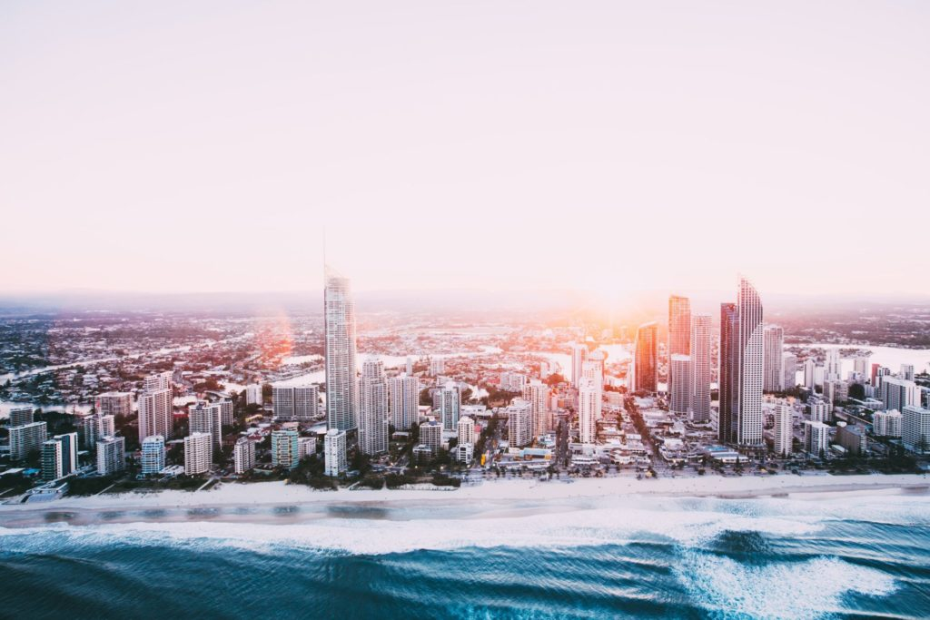 Queensland, Surfers Paradise