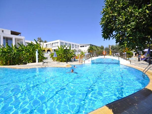 Poolanlage des Princess of Kos Hotel