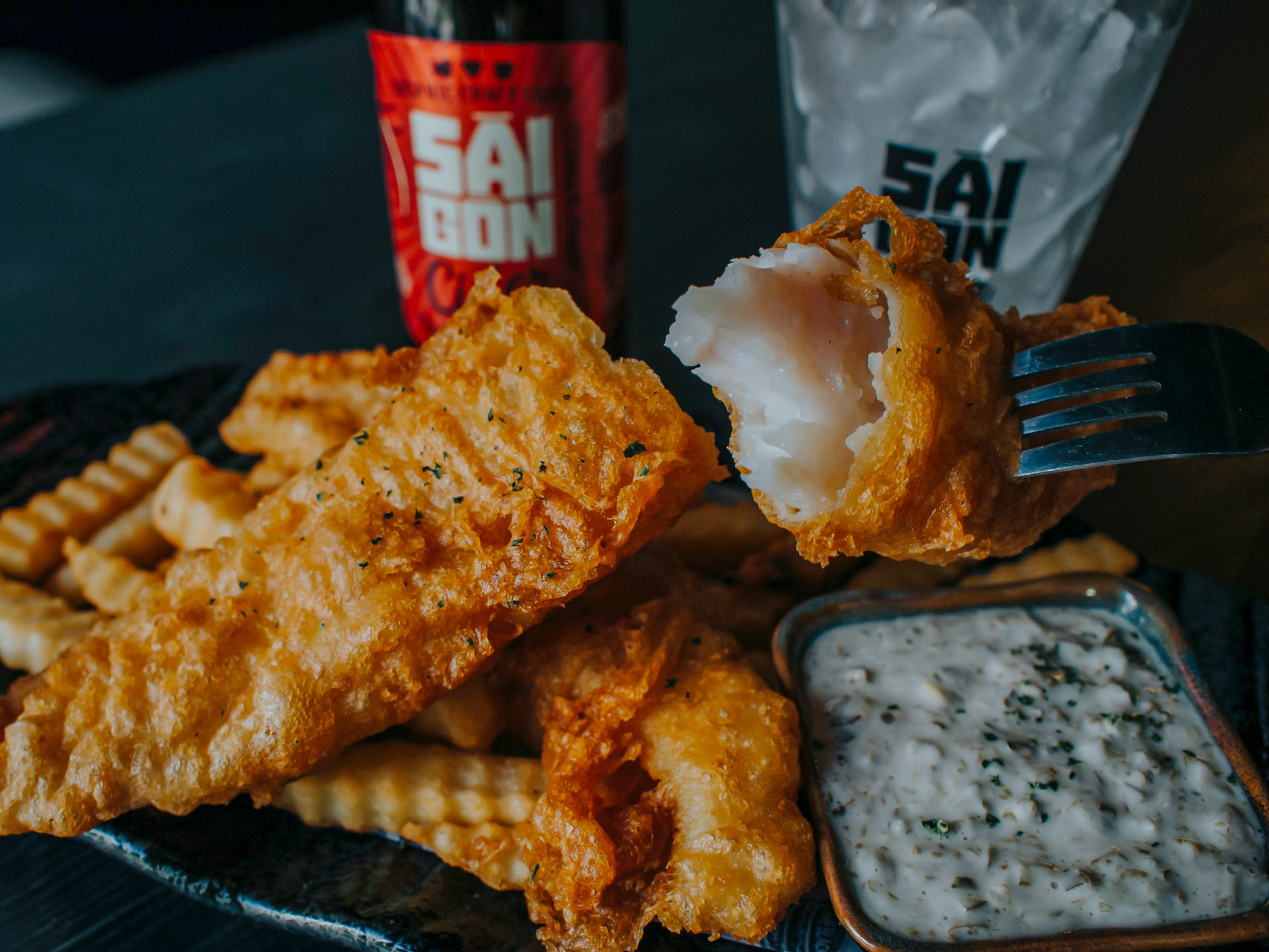 England, Fish and Chips