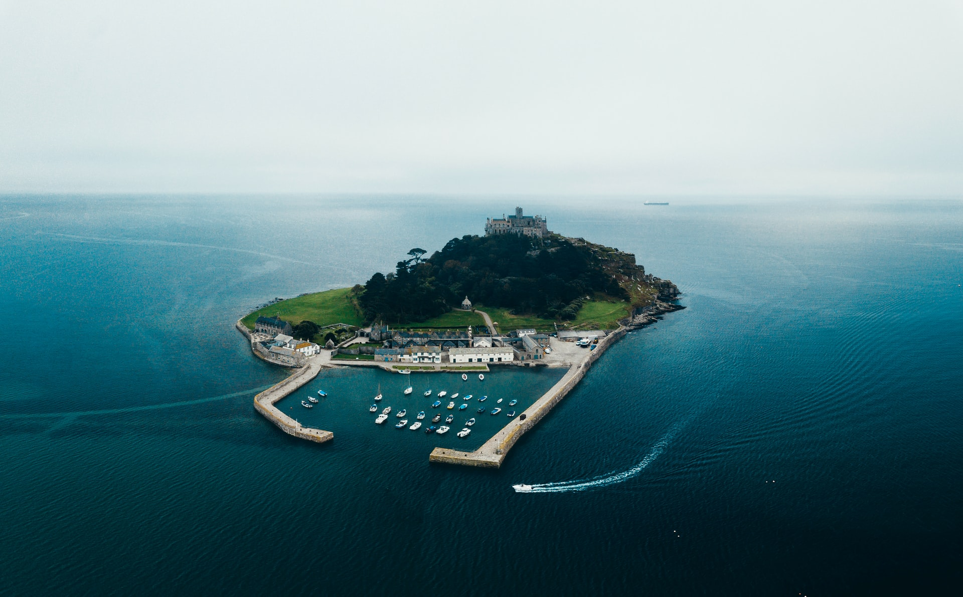 England, St. Michaels Mount