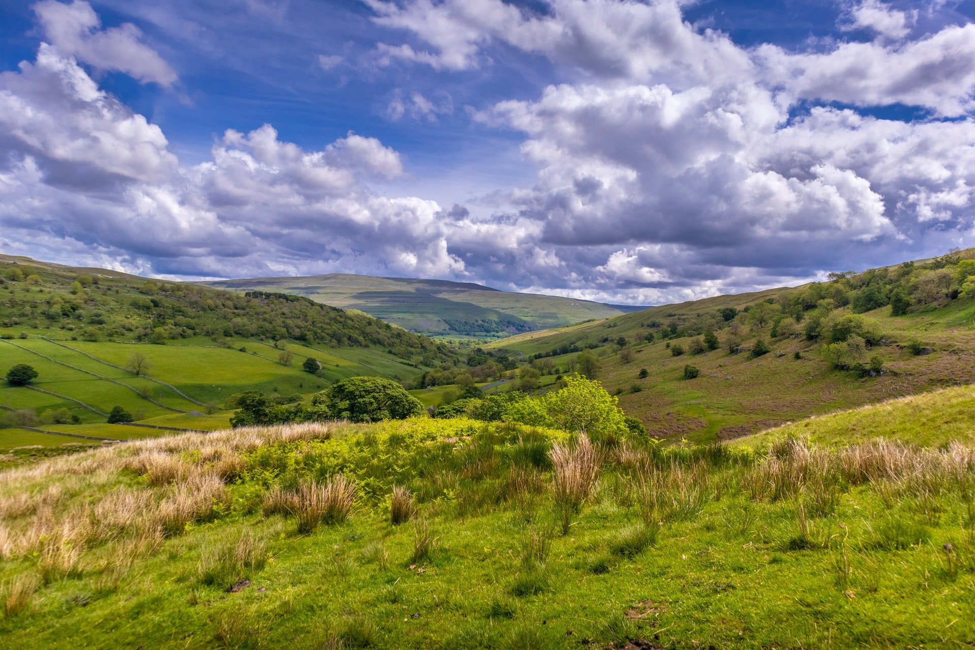 England, Yorkshire Dales