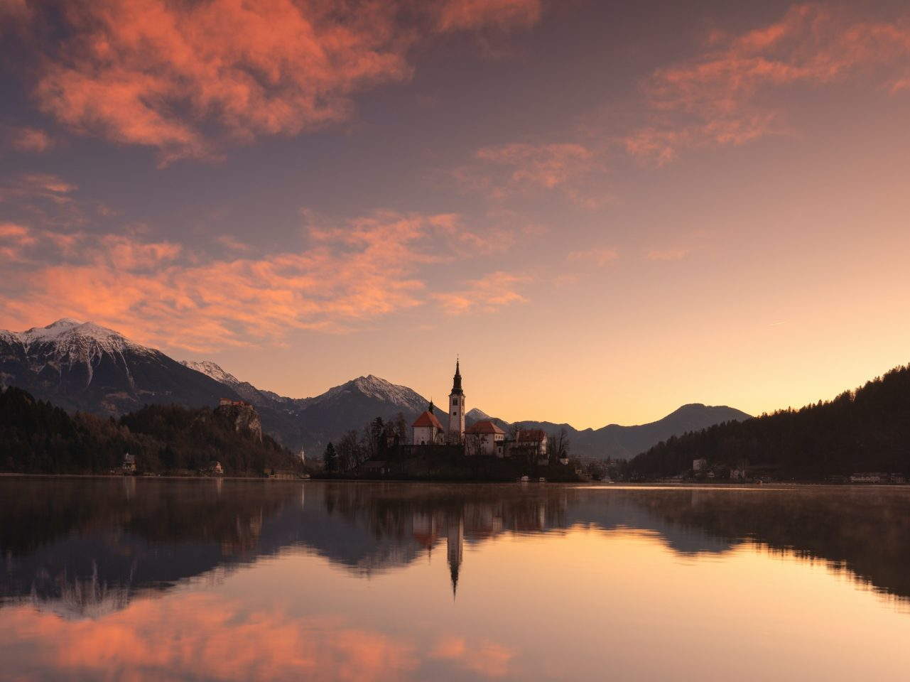 See Bled in Slowenien