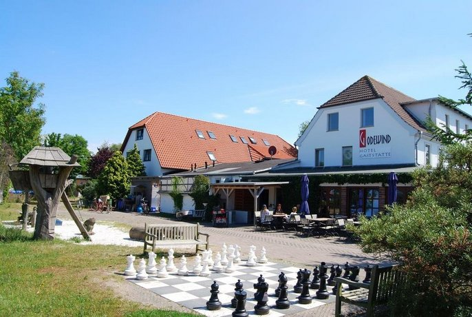Hotel Hiddensee Godewind