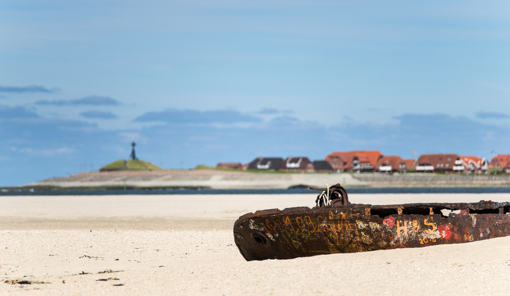 Norderney, Wrack