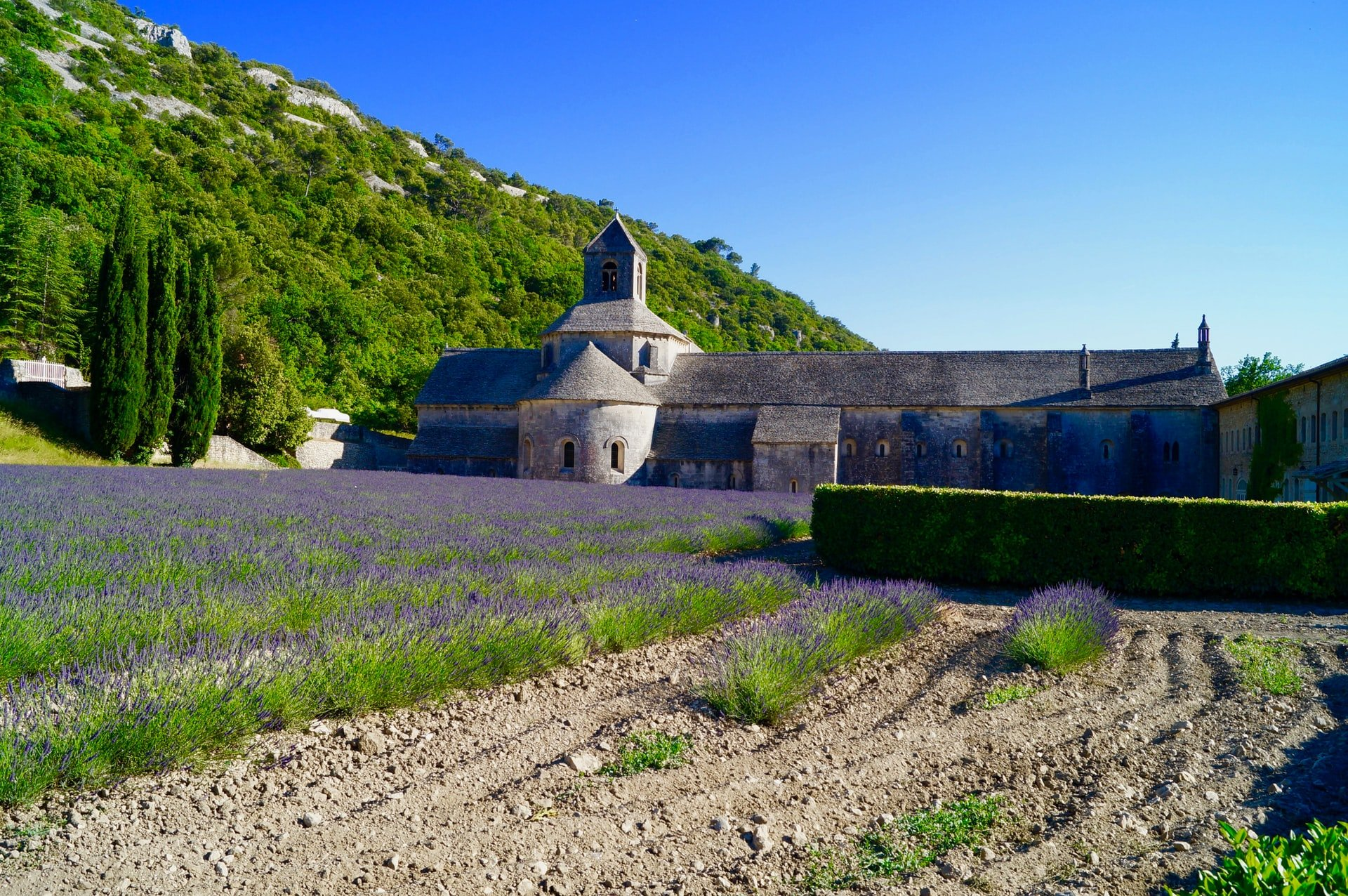 Frankreich, Provence, Kloster, Senanque