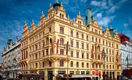 Prag, Hotel Kings Court