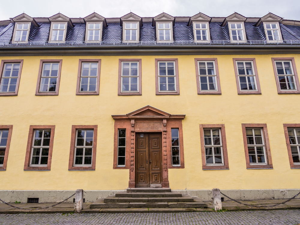Goethe-Nationalmuseum in Weimar