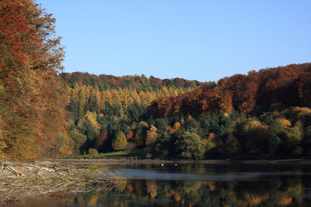 Twistesee in Hessen